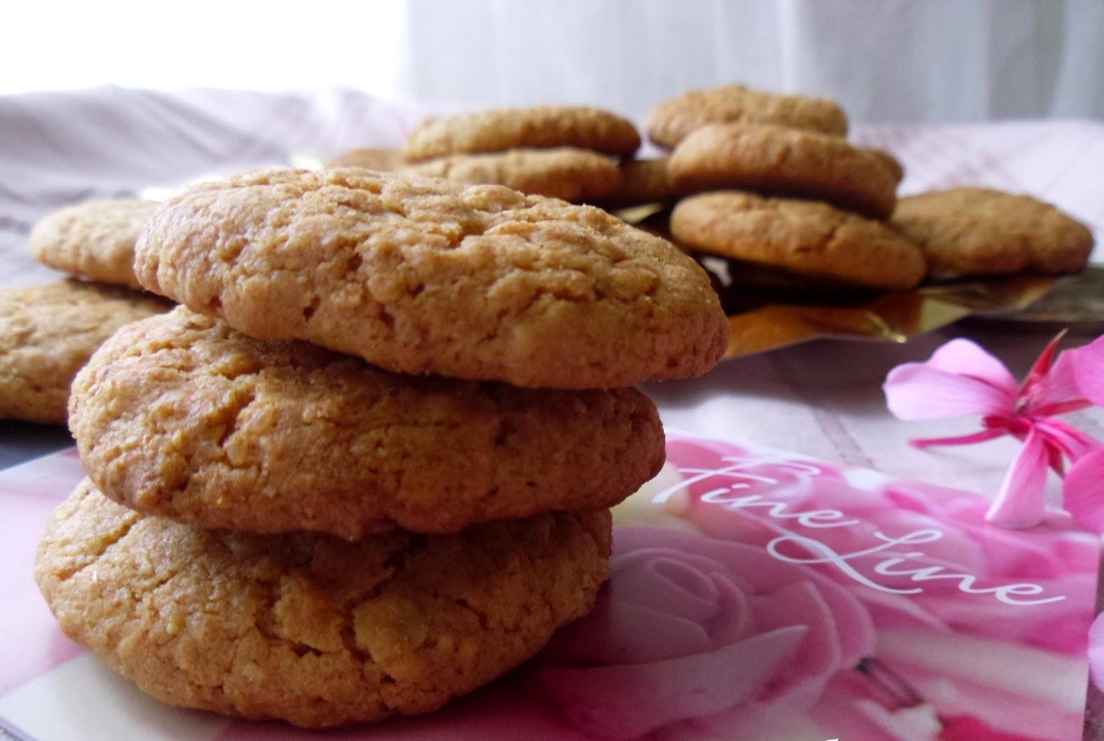 печенье с нутом