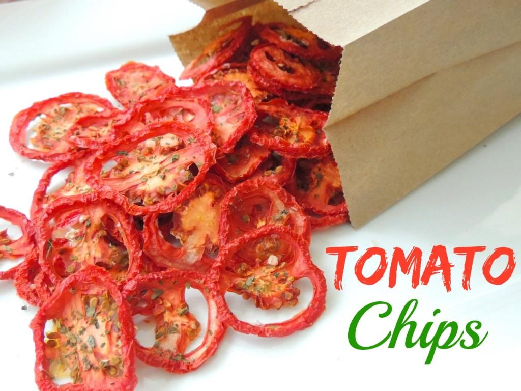 чипсы из томатов
