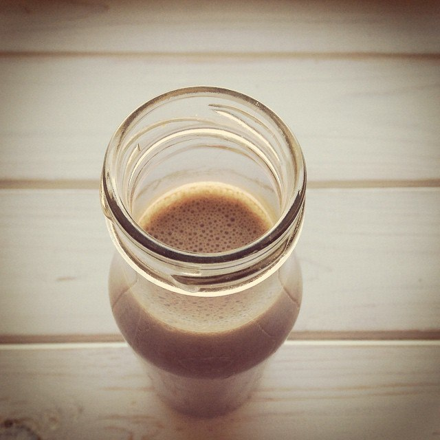 Шоколадно-ореховый рецепты смузи