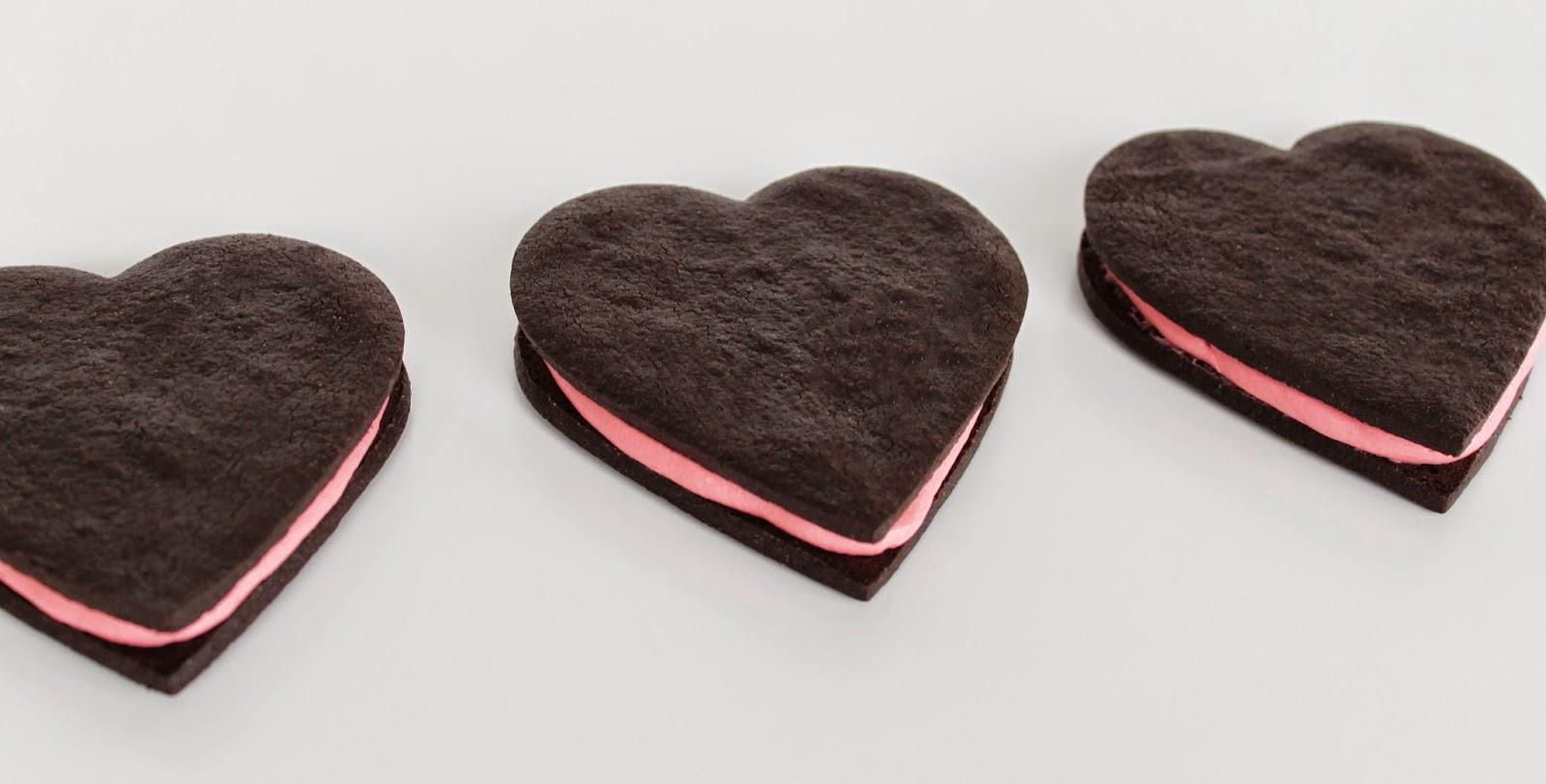 C&F Heart Oreos