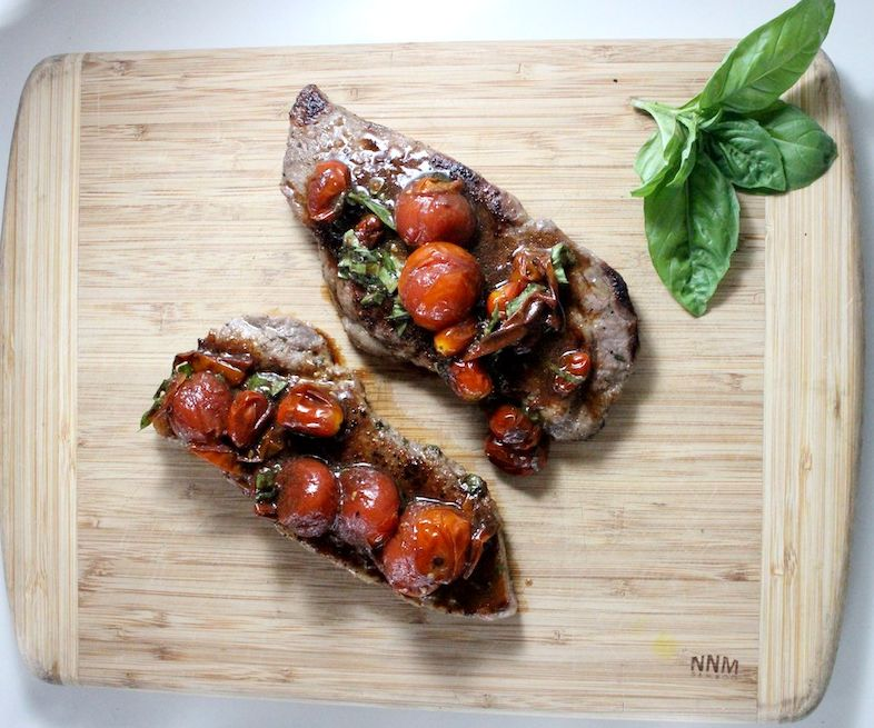 new-york-strip-steak-with-balsamic-roasted-cherry-tomatoes-keys-to-the-cucina-2