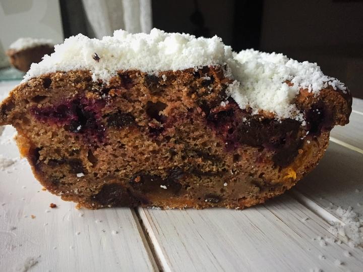 рождественский пирог штоллен