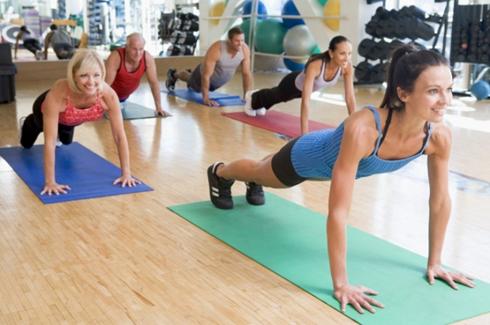 упражнения для живота в домашних условиях