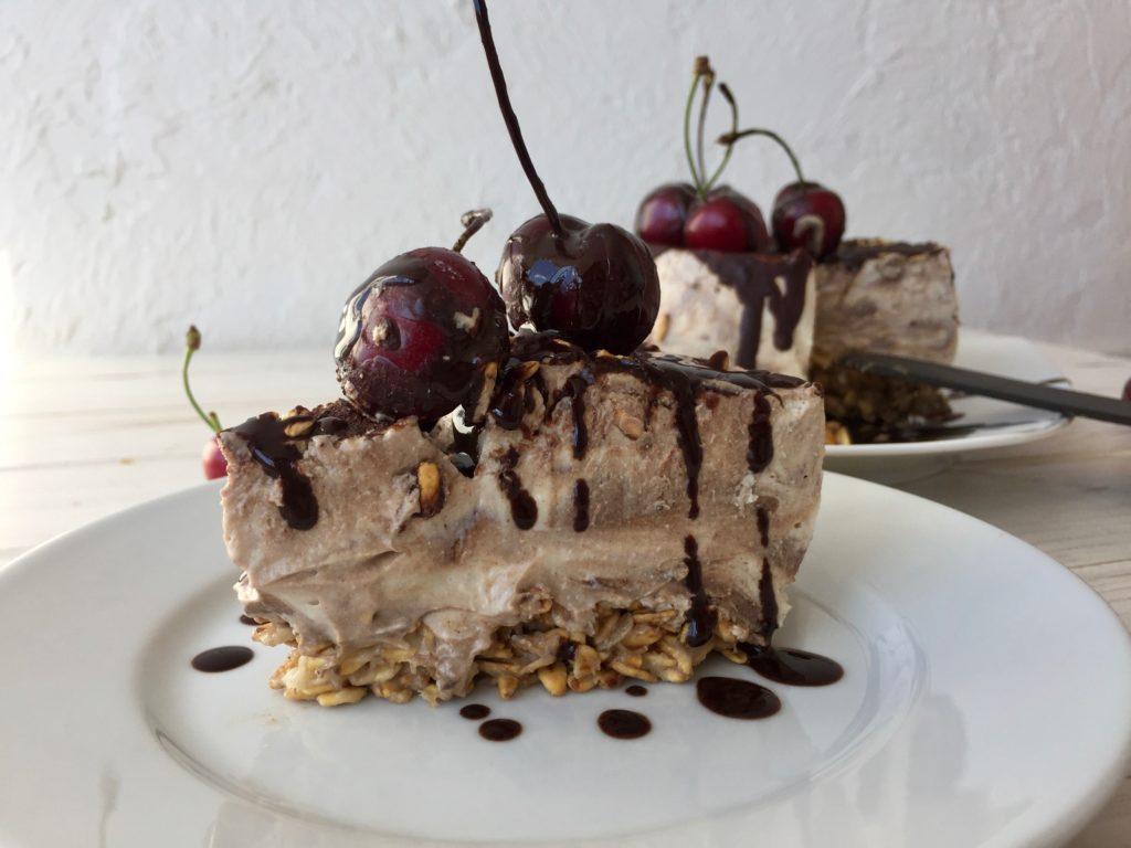 рецепт шоколадного чизкейка без выпечки