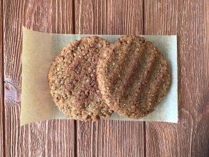 гречневое печенье без сахара