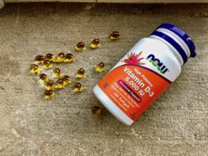 капсулы витамина D