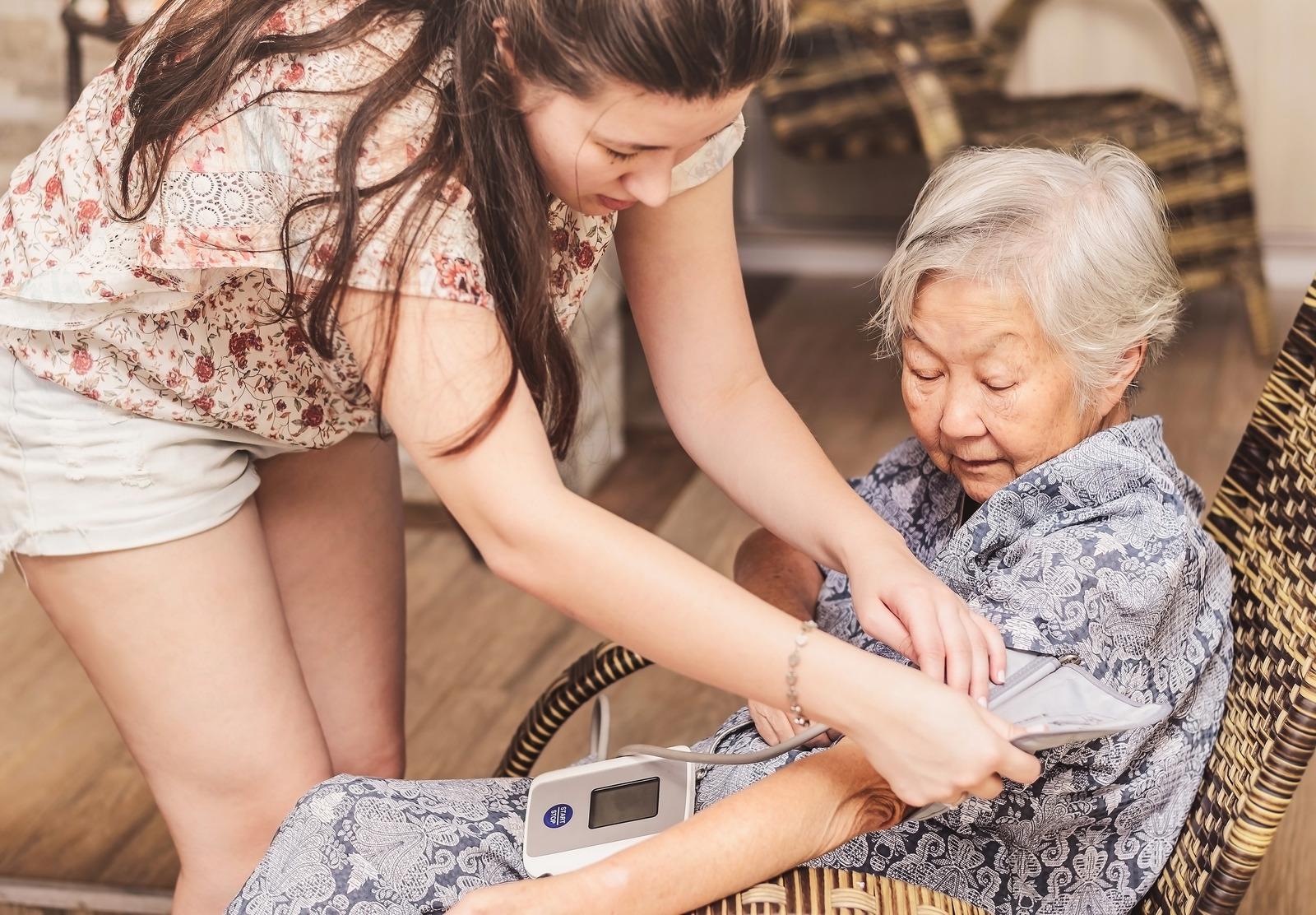 диабет у бабушки