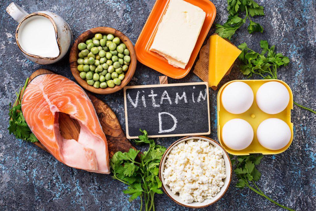 витамины в правильном питании