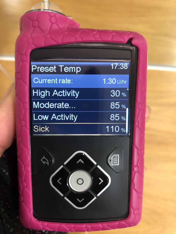 физическая активность с диабетом на помпе
