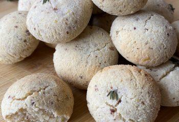 печенья без муки рецепт