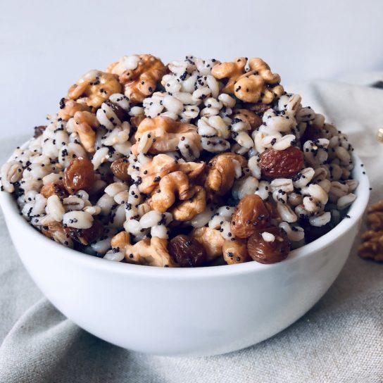 Рецепт кутьи из перловой крупы