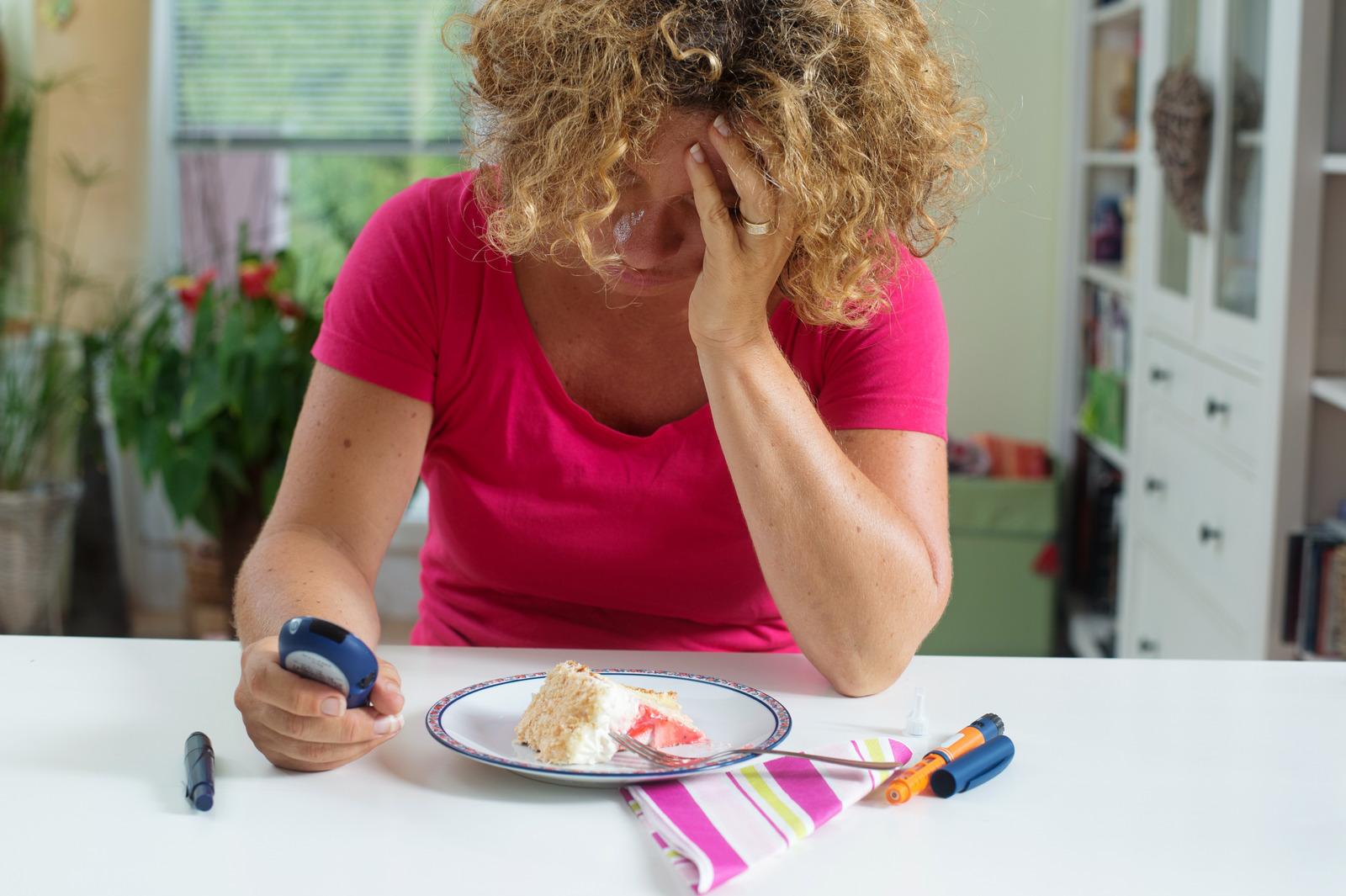 лишний вес при диабете