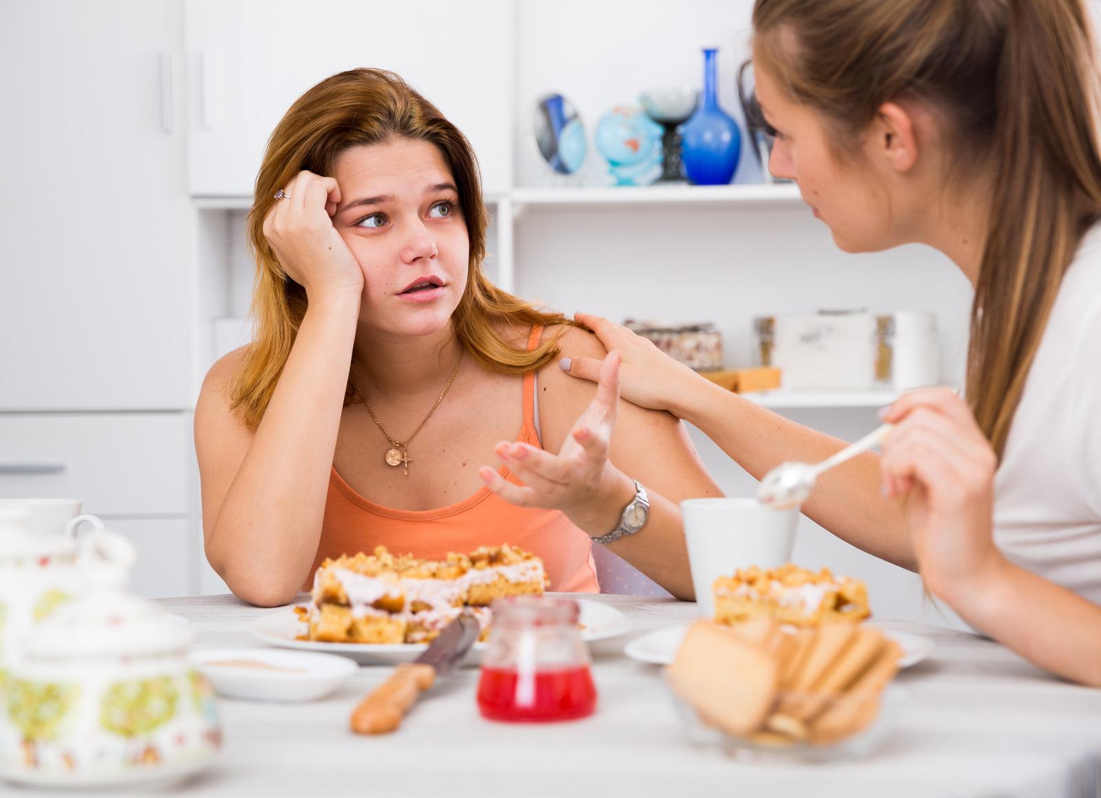 как сказать о диабете друзьям