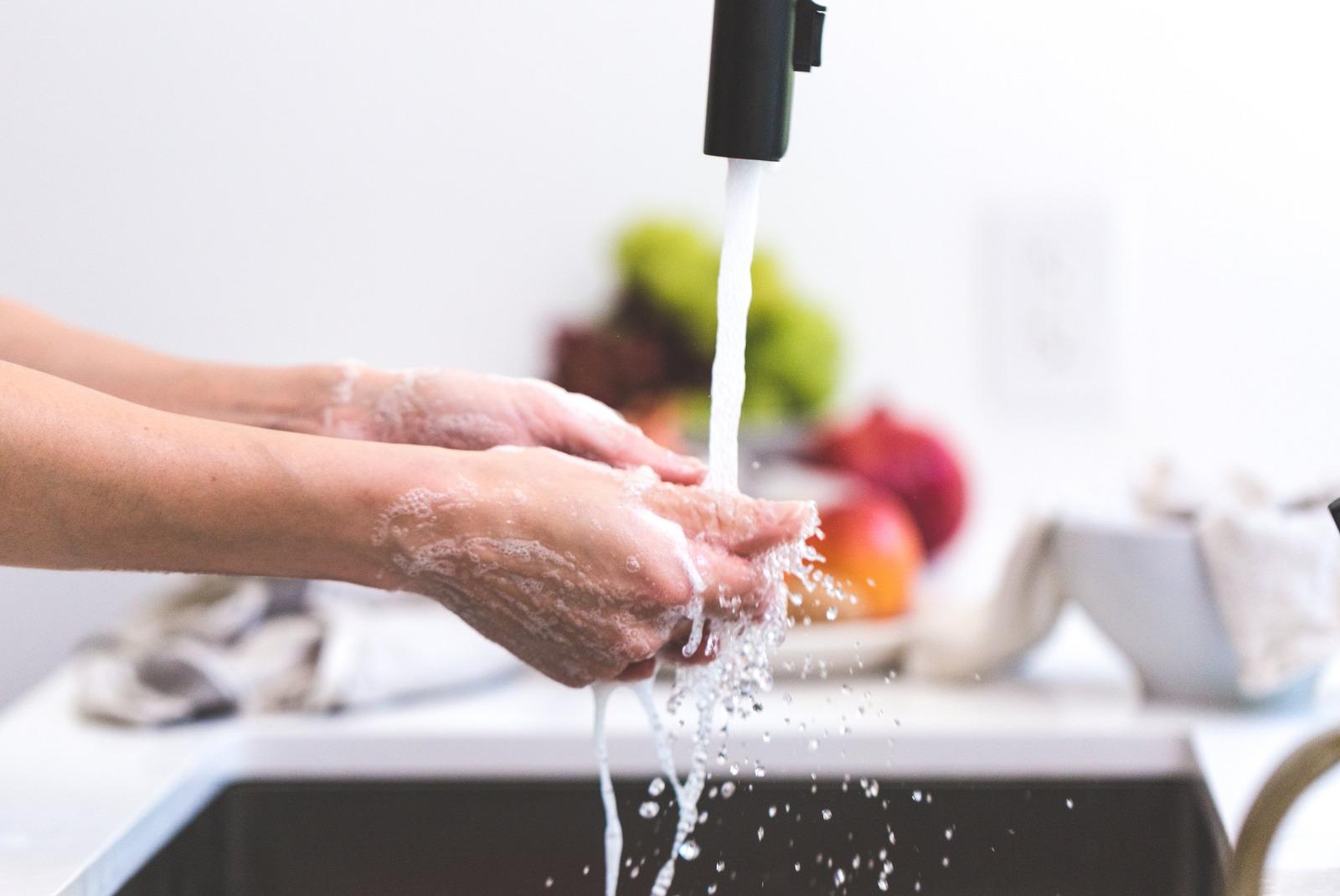 как мыть руки при коронавирусе