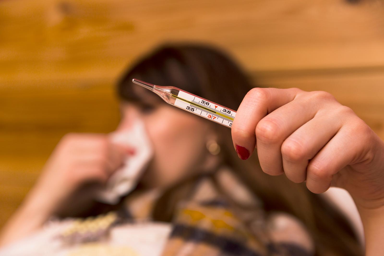 температура при диабете