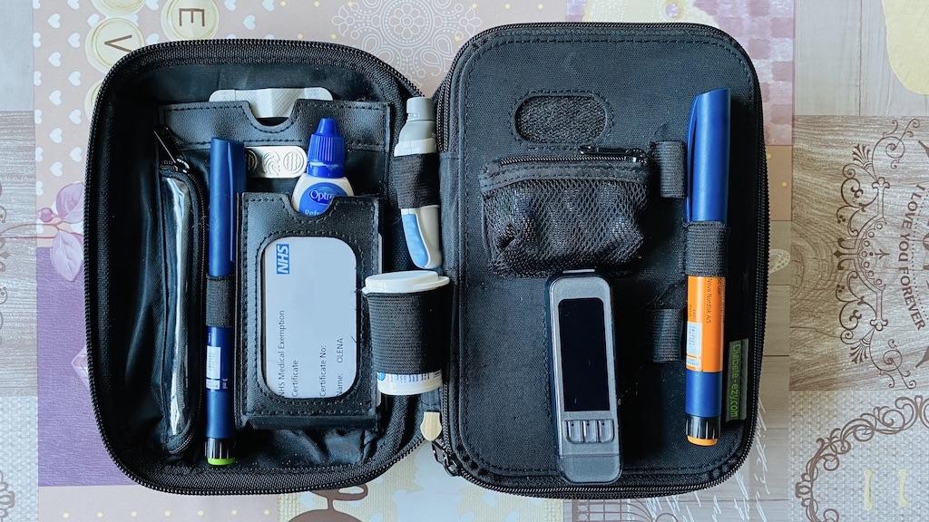 аптечка диабетика