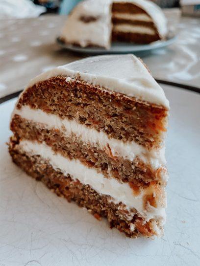 Морковный кекс без сахара рецепт